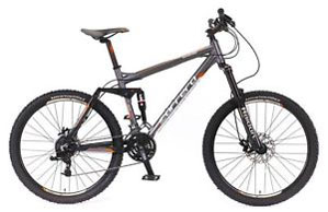 Carrera Banshee Mountain Bike