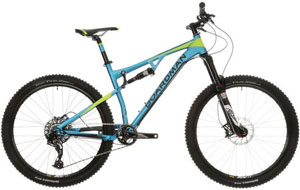 Boardman Mountain Bike Pro Full Suspension