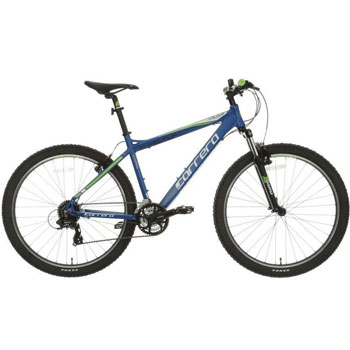Carrera Valour Mountain Bike