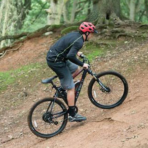 Carrera Vengeance E Mens Electric Mountain Bike