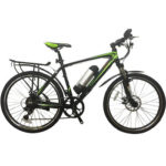 GreenEdge CS2 Electric Mountain Bikes