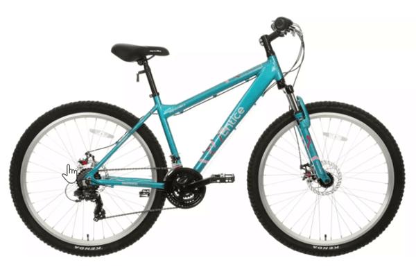 Apollo Entice Mountain Bike