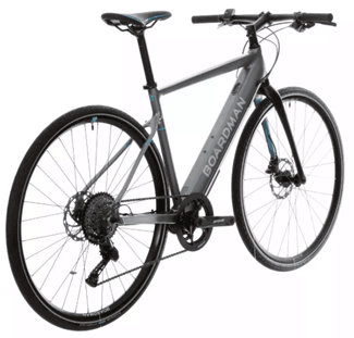 Boardman HYB 8.9E Mens Hybrid Electric Bike