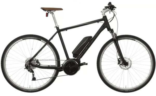 Carrera Crossfuse Electric Hybrid Bike