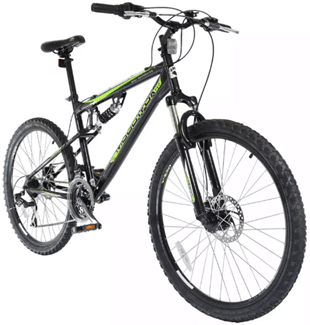 Muddyfox Livewire 26 inch Wheel Size Mens Mountain Bike