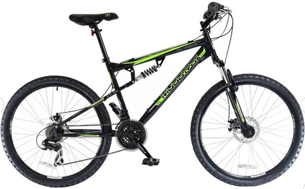 Muddyfox Livewire Mountain Bike