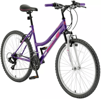 Challenge Spirit 26 inch Wheel Size Womens Mountain Bike