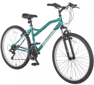 Muddyfox Flare 26 inch Wheel Size Womens Mountain Bike