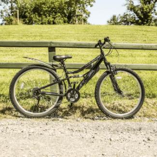 Apollo Spiral Womens Mountain Bike