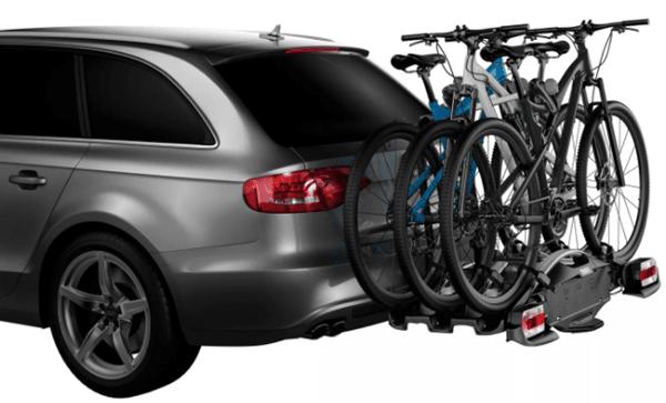 Thule VeloCompact 927 Towbar Bike Rack